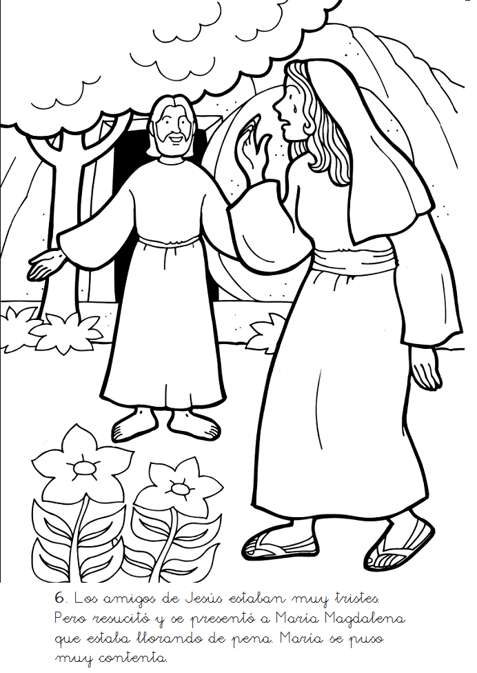 ME ABURRE LA RELIGIN Muerte y resurreccin de Jess  Jesus