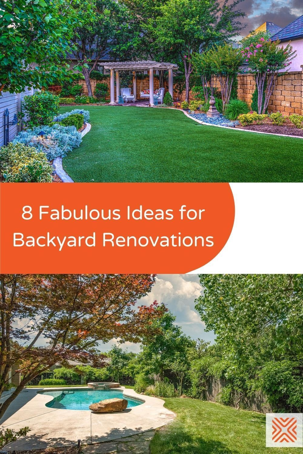 If you're looking for some design ideas to help you turn your backyard landscape into your private slice of heaven, then look no further than these 8 amazing backyard landscaping ideas.