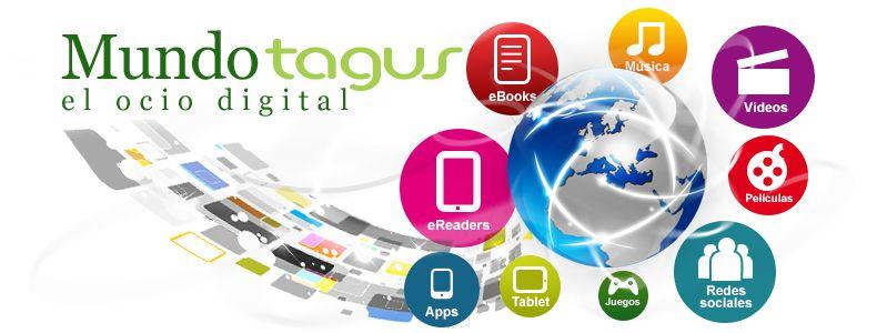 Si te gusta leer, vive la nueva experiencia de lectura digital que te ofrece el Mundo #Tagus. Una completa oferta de productos y servicios al alcance de tu mano: http://ow.ly/gAHf301N5rp