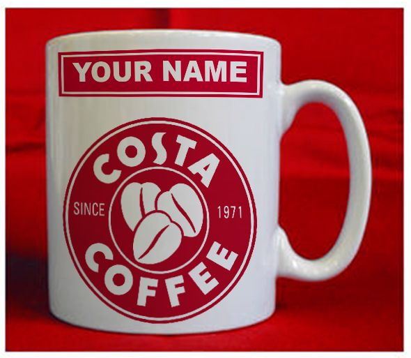 I 3 Costa Coffee Costa Coffee Mugs Coffee Mugs