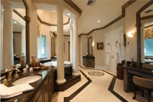 1000+ images about Bathrooms on Pinterest | Art deco bathroom ...