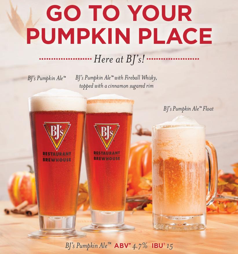 It S Fall Madness At Bj S Oktoberfest Pumpkin Ale Pizookie