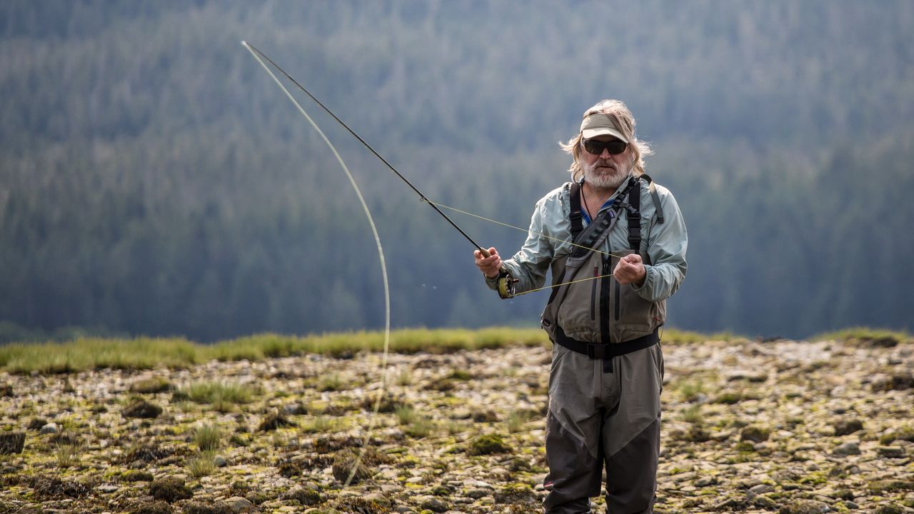 Don't blame your fly rod for your lousy casting Fly