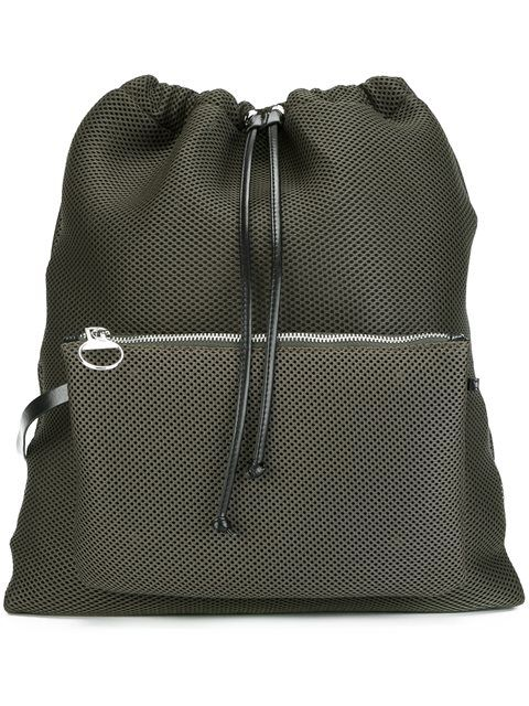 b25479ffac65 Mm6 Maison Margiela 메쉬 백팩 Mesh Backpack