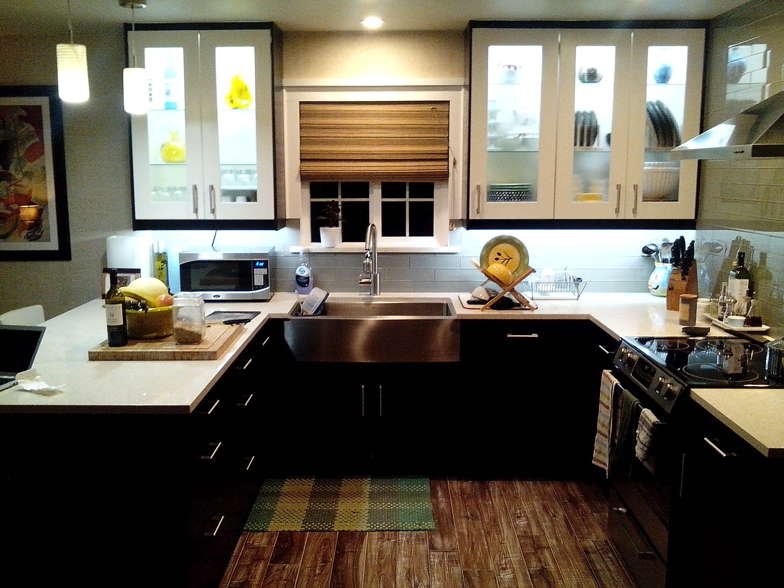 Ikea's kitchen