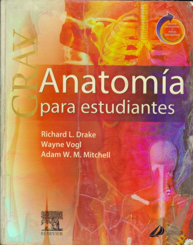 libro de anatomia: Gray anatomia para estudiantes | Anatomía ...
