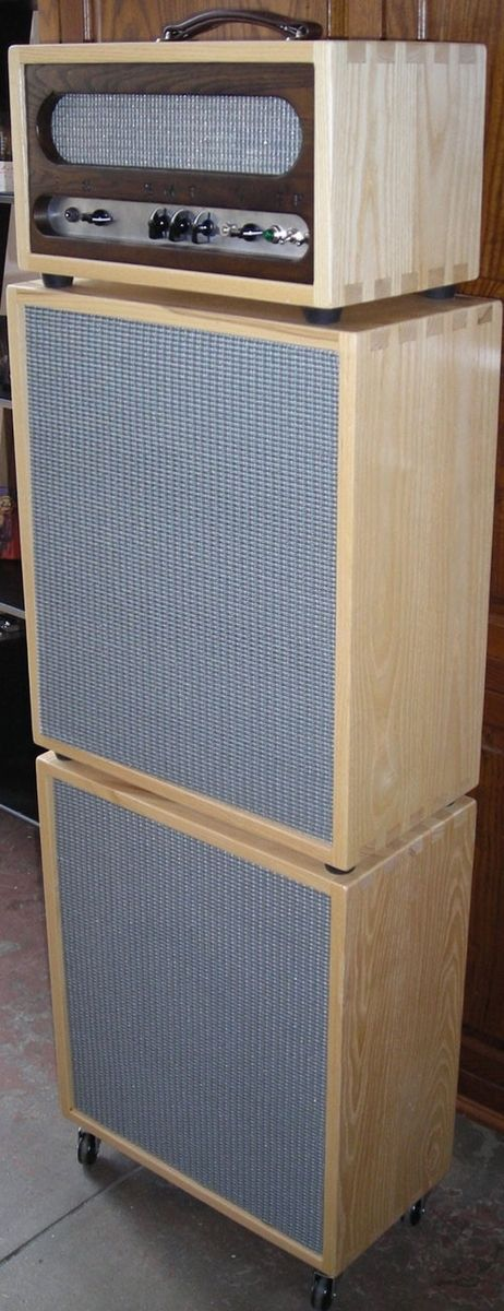 hand crafted custom amp cabinet by burch guitars burch studios it 39 s all. Black Bedroom Furniture Sets. Home Design Ideas