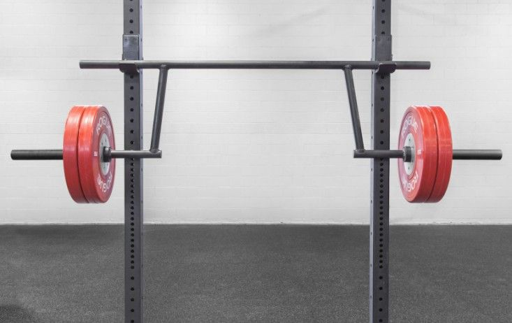 Cb1 rogue camber bar strength training barbell no