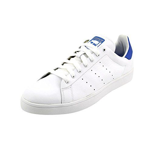 Adidas Stan Smith Vulc Mens Size 11 White Leather Skate Shoes UK 105