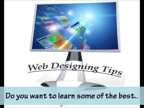 how to make website attractive and professional