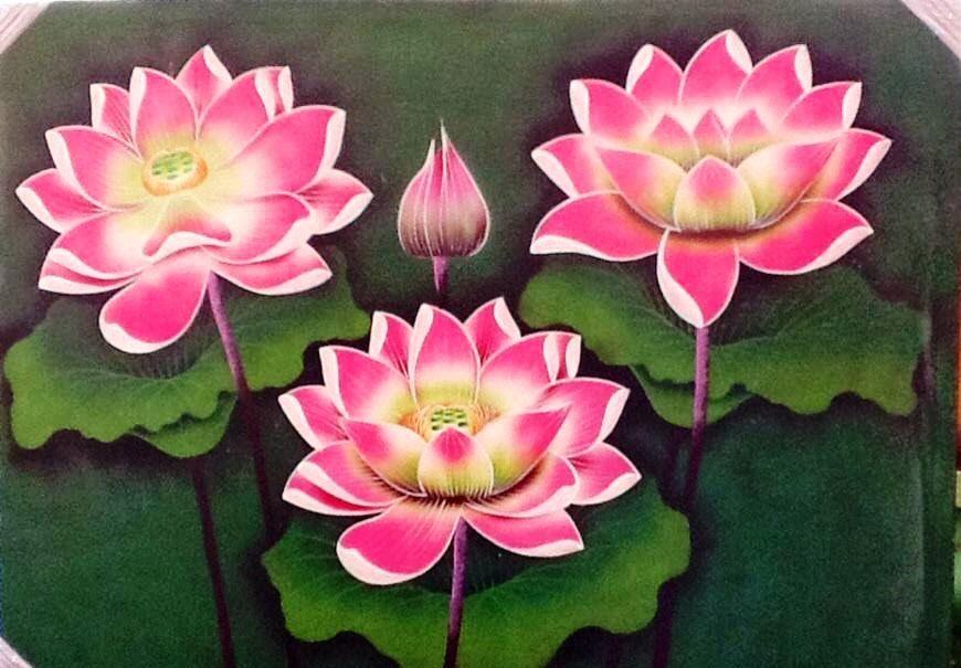 Gambar Bunga Teratai Warna Hitam 50 Gambar Bunga Dengan Ribuan Keindahan Menyejukan Mata Kebun Bunga Teratai Di Pede Gambar Bunga Bunga Teratai Sketsa Bunga