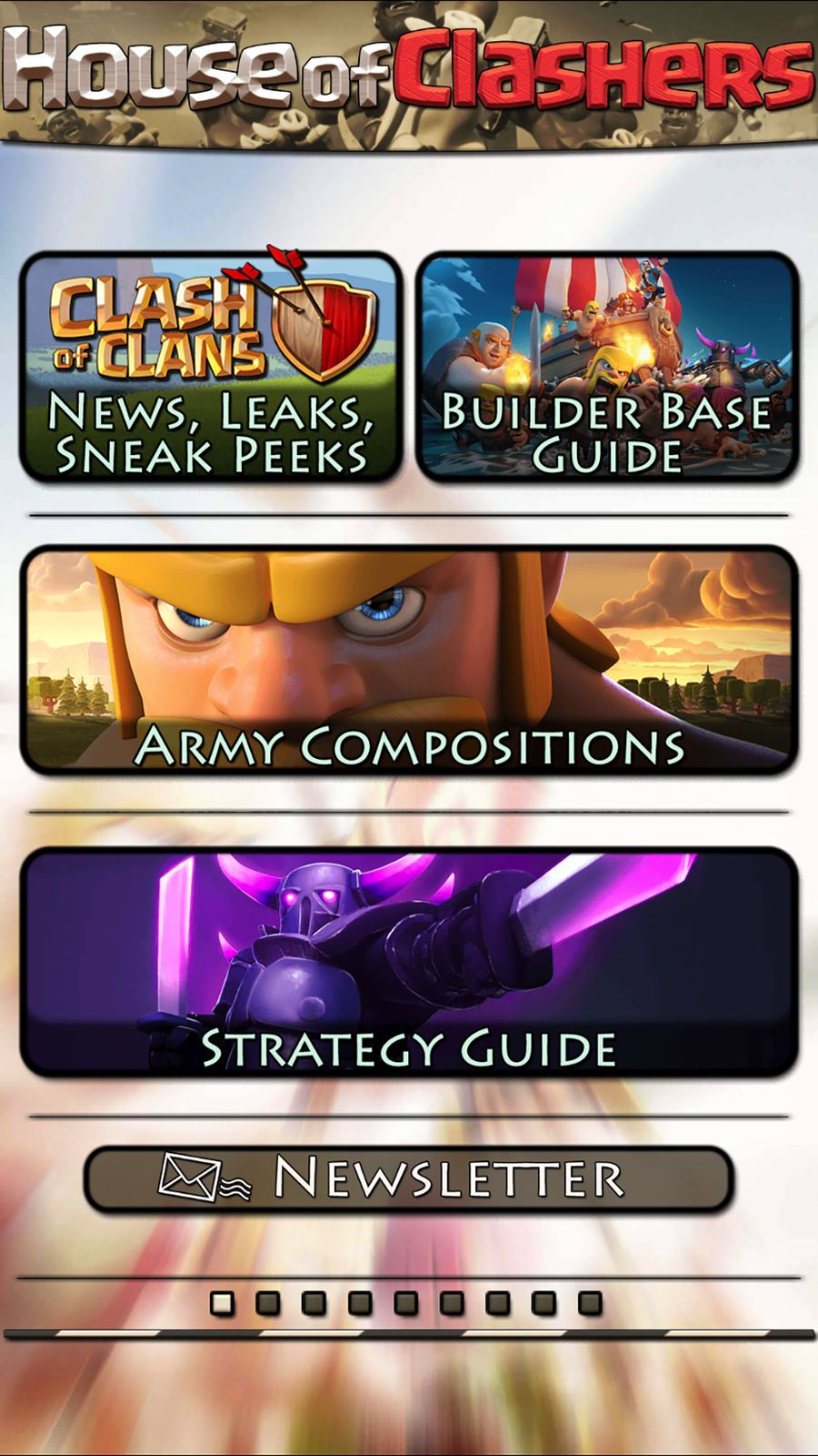 Guide for Clash of Clans CoC LTDAAplicativosReference