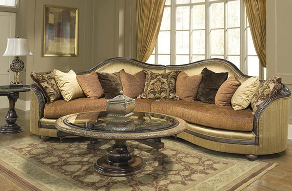Sofa Sectional Victorian Ancolita Provincial Living Room Sectional Victorian Style Sofas Living Room Sets #victorian #style #living #room #sets