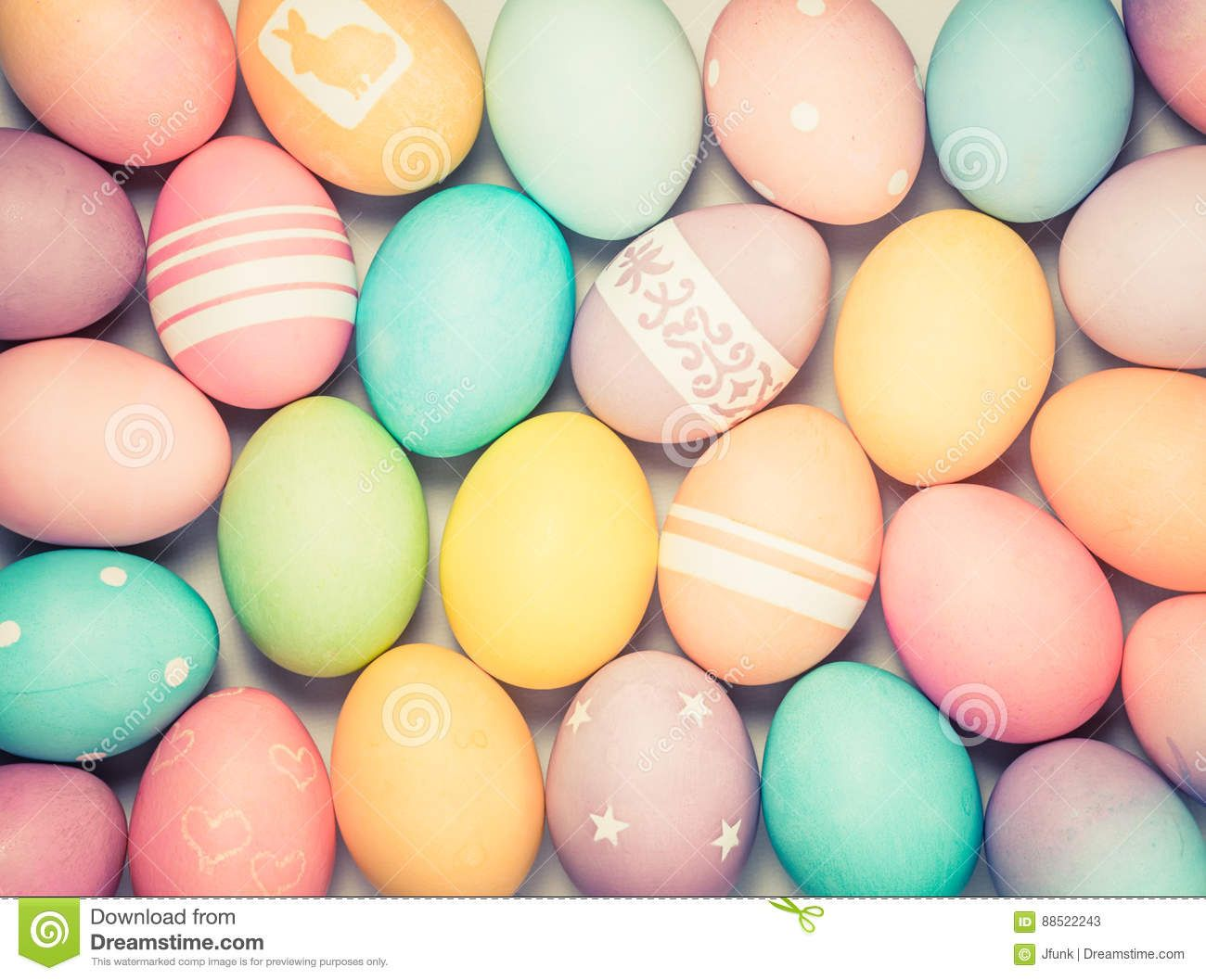 Easter Eggs Background Easter Backgrounds Easter Eggs Coloring Easter Eggs