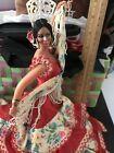 VINTAGE MARIN CHICLANA 9 Spanish  DANCER Doll  With Red Dress #Dolls #spanishdolls VINTAGE MARIN CHICLANA 9 Spanish  DANCER Doll  With Red Dress #Dolls #spanishdolls