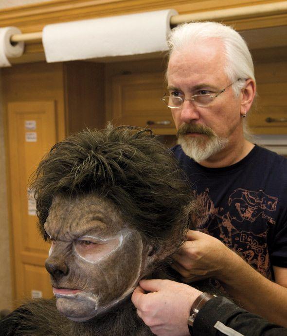 Rick Baker - Make-up Artist   Greats   Pinterest   Makeup, Fx ...