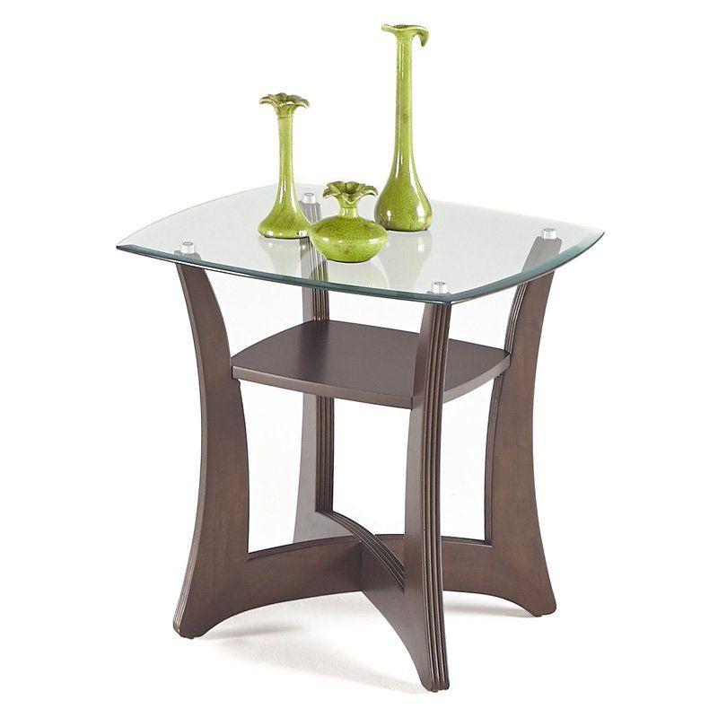 Progressive Abacoa Square Lamp Table - T331-02