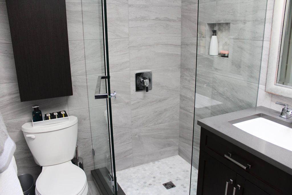 Lovely Pictures Of Basement Bathrooms