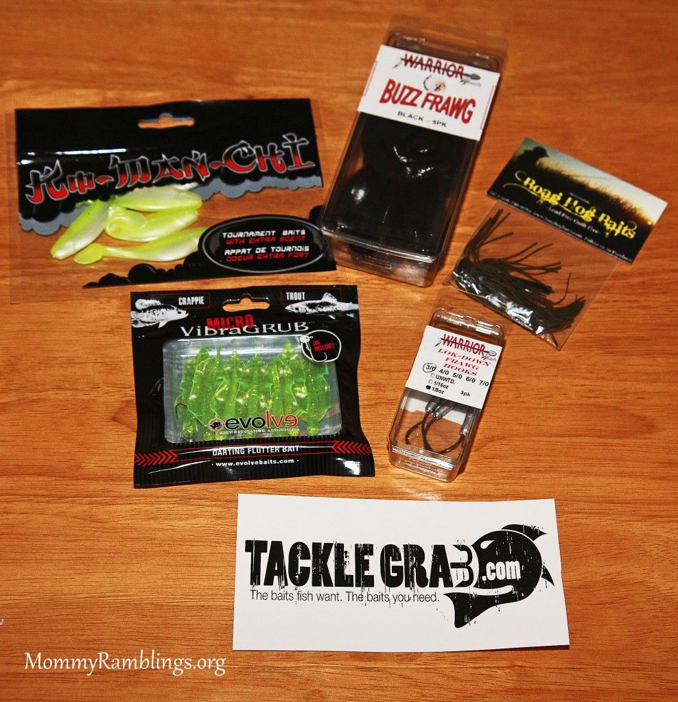 Tackle Grab, Bait and Tackle Subscription Service Review & Giveaway!!!