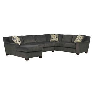 Sectional Sofas Store Mueller Furniture St Louis Mo Belleville O Fallon Il St Clair County St Sectional Leather Sectional Sofas Left Facing Chaise