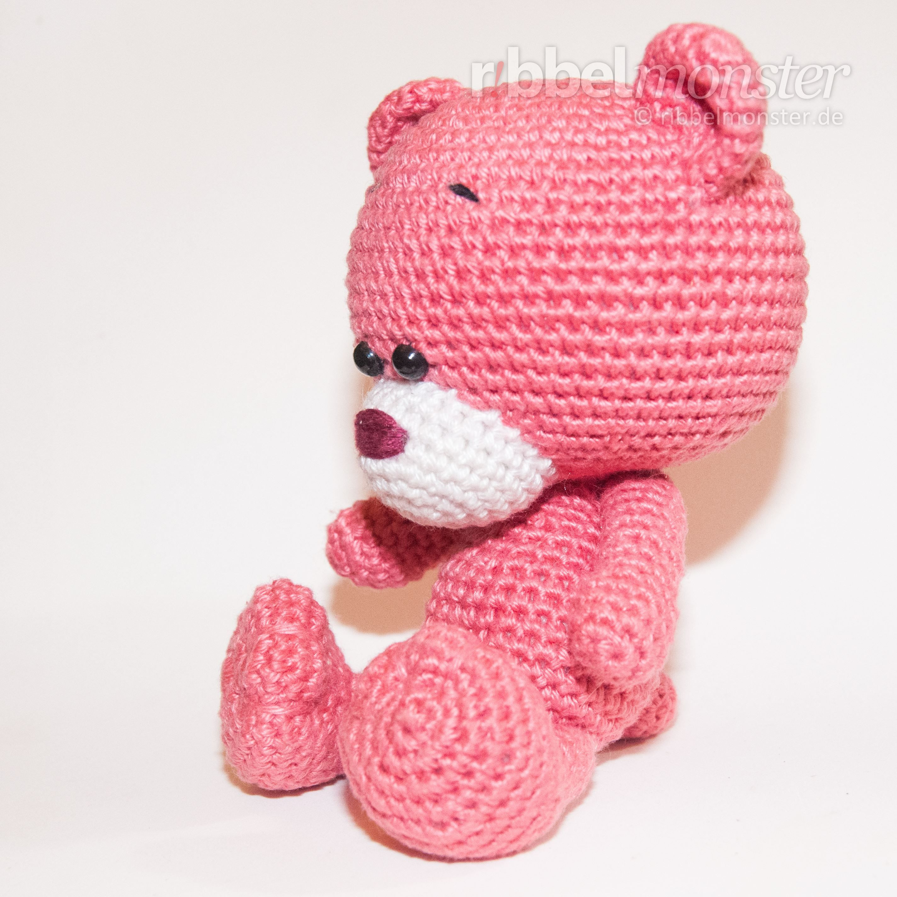 Bär häkeln // Teddy // Amigurumi // DIY-PDF | 2848x2848