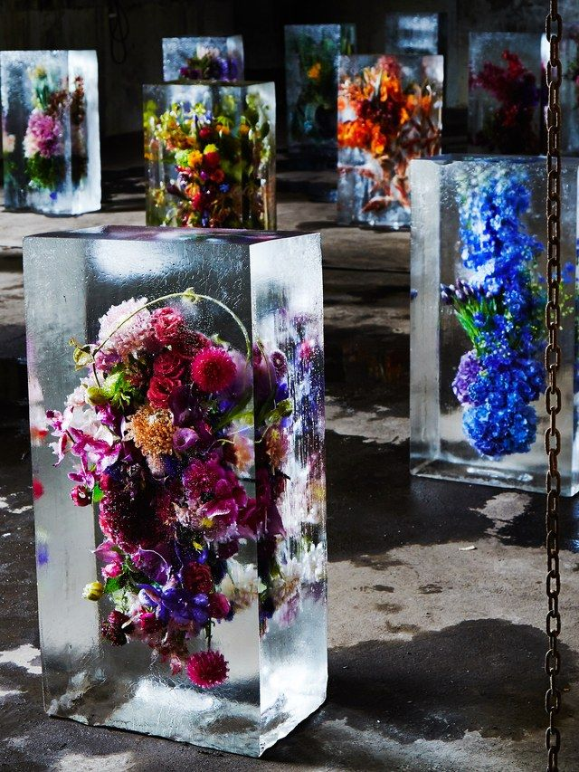 Celebrate Valentine's Day By Checking Out the World's Most Insane Florist. Azuma  MakotoFlowers ...