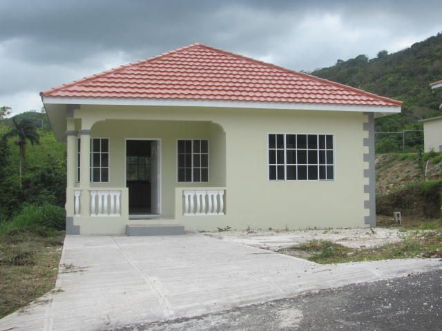 Portmore Jamaica Beautiful Homes Designs | Sale Retreat Content St Mary 2 3  Bedrooms Houses $