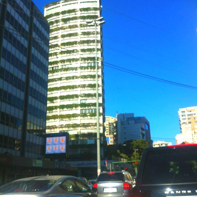 Near Ashrafieh, Beirut