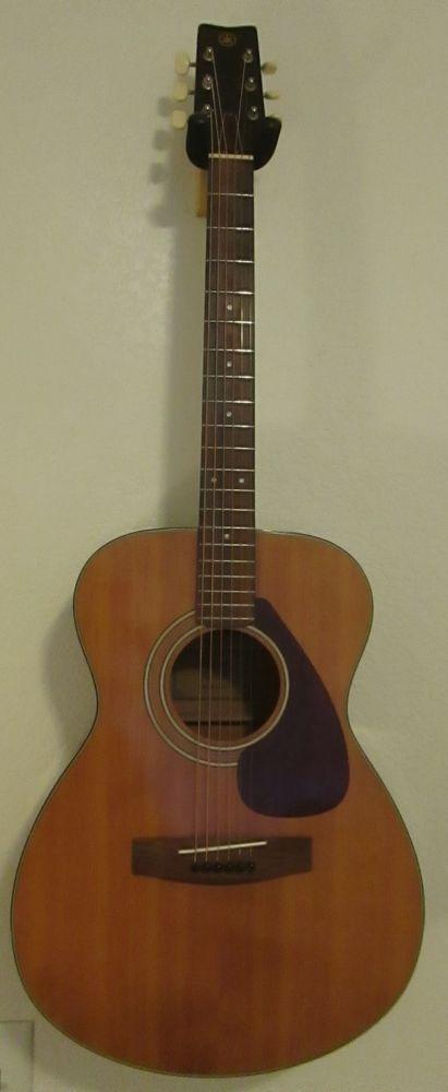 1980 S Yamaha Fg 110 Acoustic Guitar Guitar Yamaha Fg Acoustic Guitar