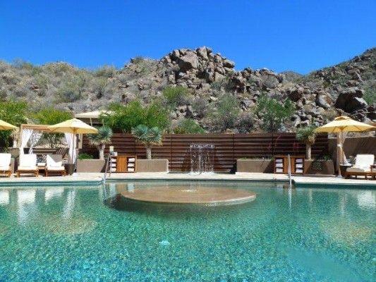 Spa Pool at Ritz-Carlton Dove Mountain