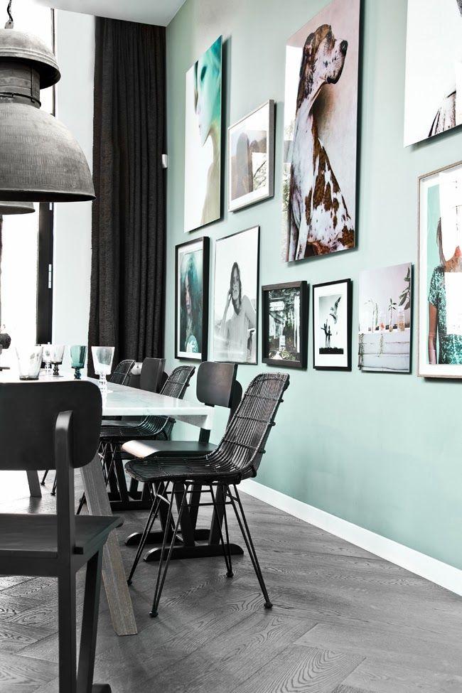 HK Living   Grey + a hint of colour