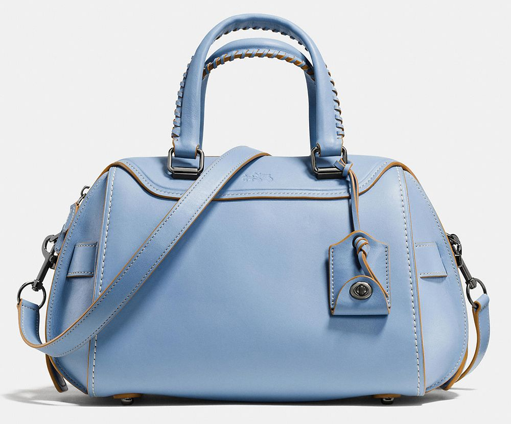 COACH ACE SATCHEL-The 30 Best Spring 2016 Bags Under $600 ...