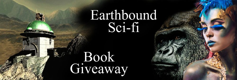 Earthbound scifi sci fi books book giveaways free books