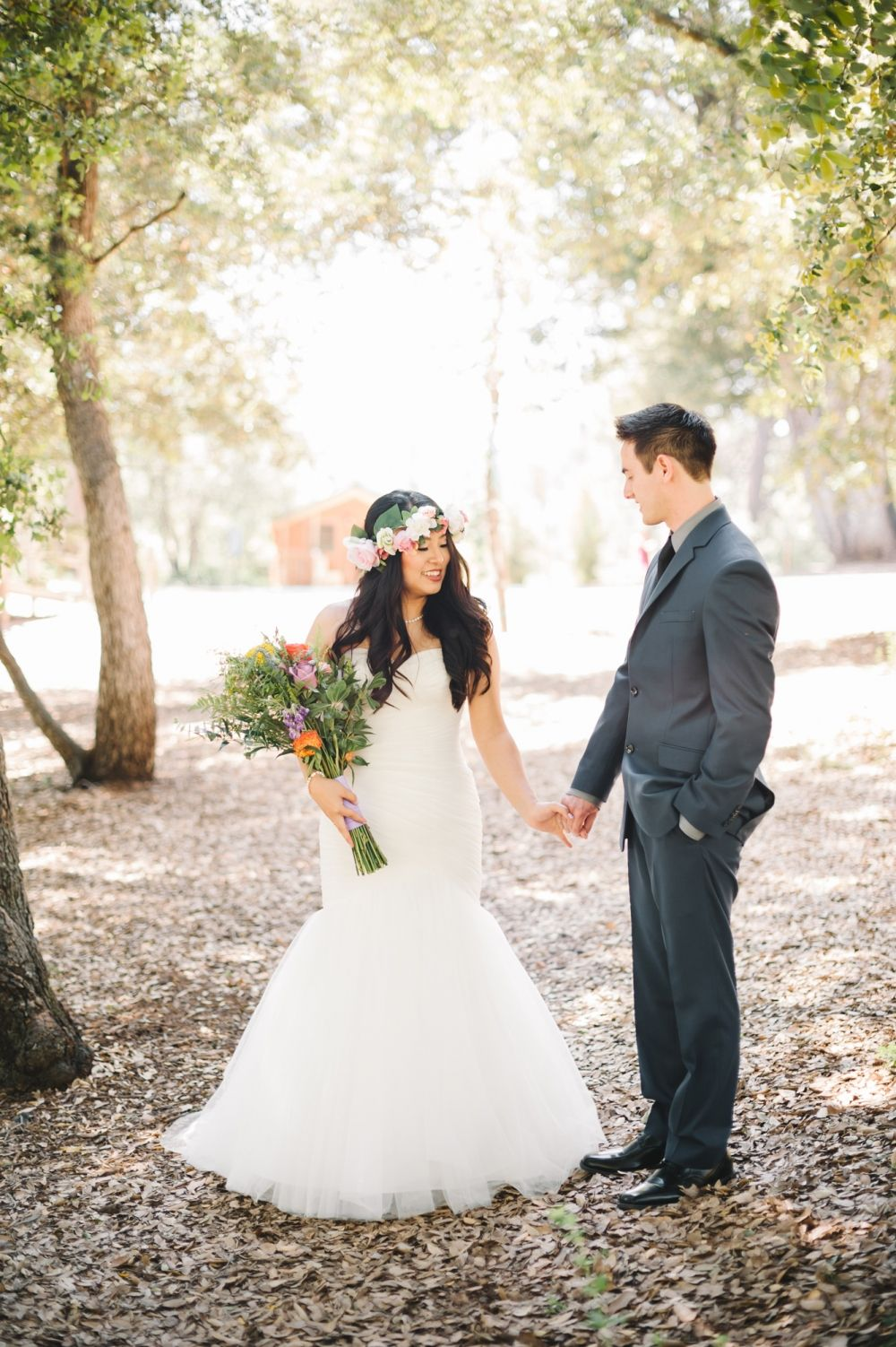 Timeless, Beautiful, Candid Wedding and Portrait Photography. Idyllwild woods wedding by New Love Photography www.NewLovePhotography.com
