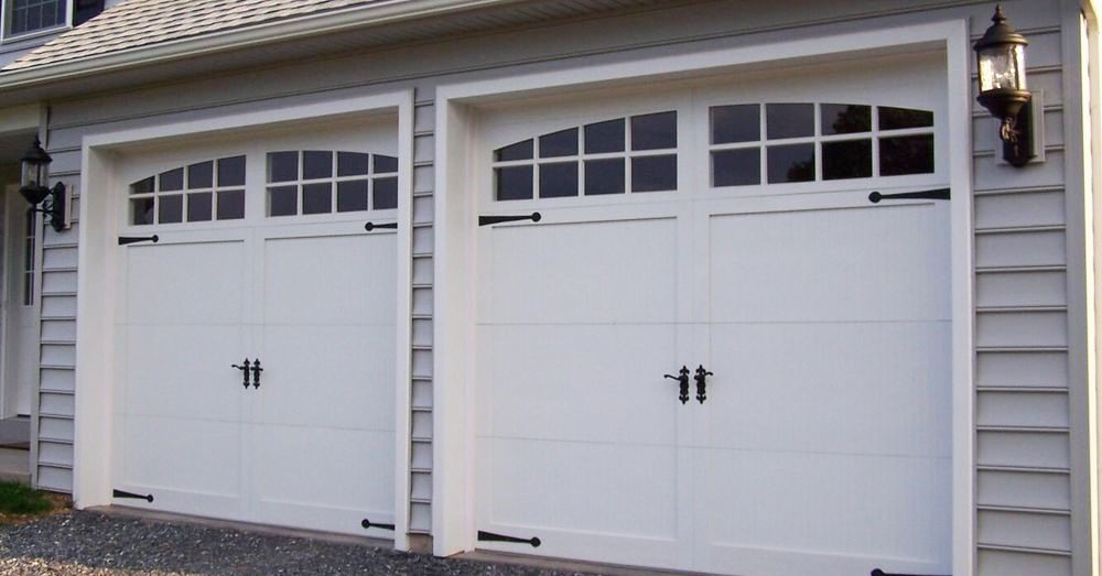 10 Maintenance Must Do S To Make Garage Doors Last Longer Garage Doors Garage Door Windows White Garage Doors
