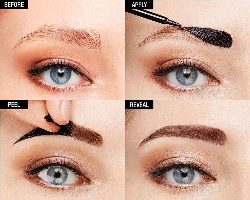 Details about maybelline new york tattoo brow long lasting