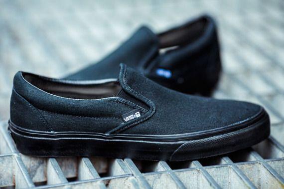 vans non slip chef chaussures