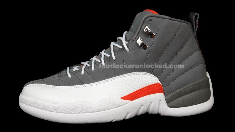 """c6bf16c28b4 Jordan Retro 12 """"Cool Grey"""" – Foot Locker Blog"""