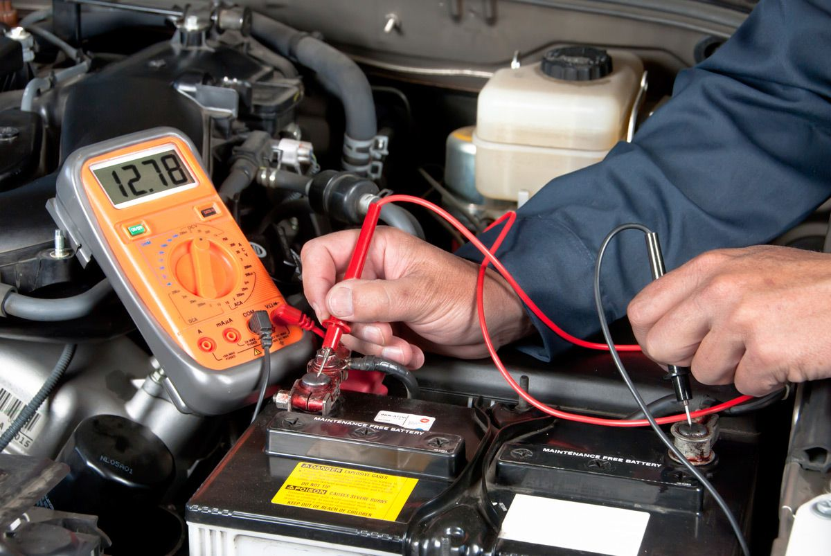 Have you noticed if your electrical system is