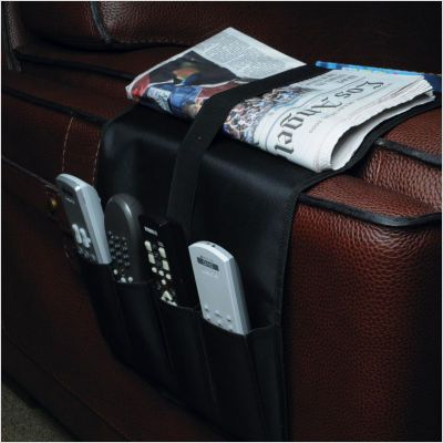 Armchair TV Remote Control Holder For Your Chair Or Sofa| Caddy | Organizer