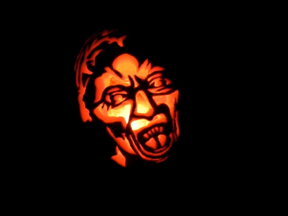 awesome. weeping angel from Doctor Who pumpkin | Halloween ...