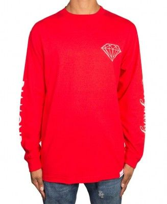 Diamond Supply Co. - Diamond Everything L/S Shirt - $38