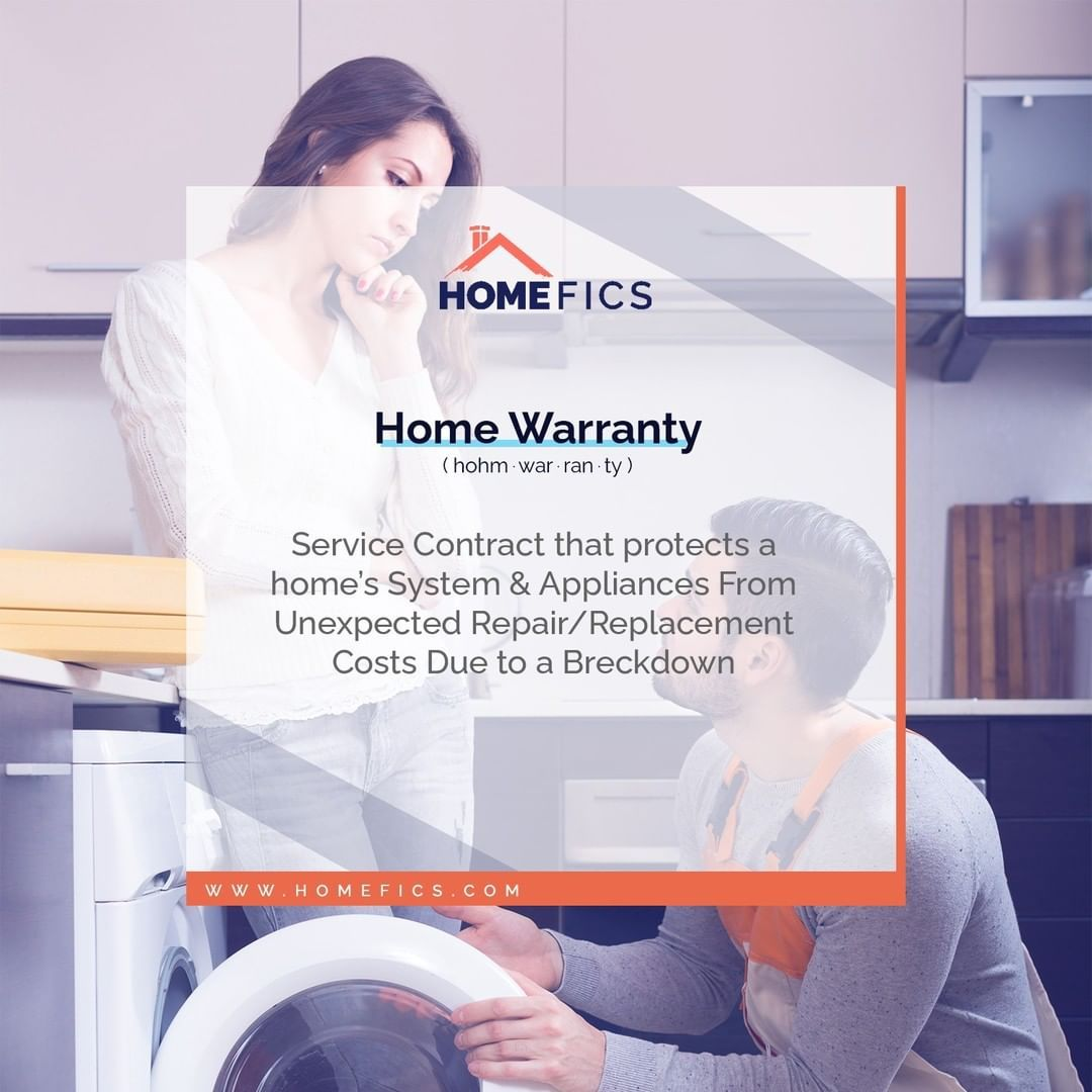 Abcs of real estate h is for home warranty
