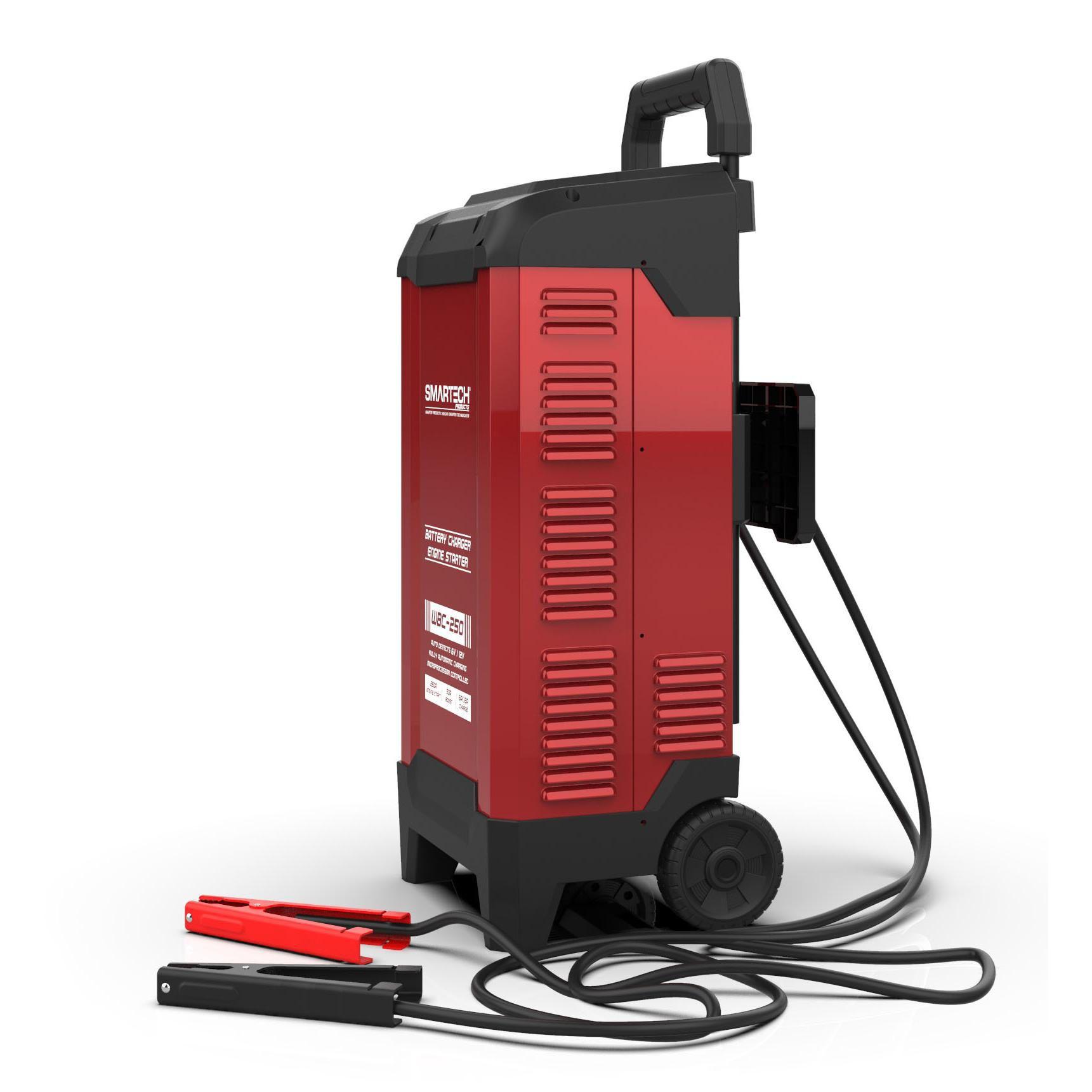 Smartech WBC200 6V/12V Wheel Automotive Battery Charger