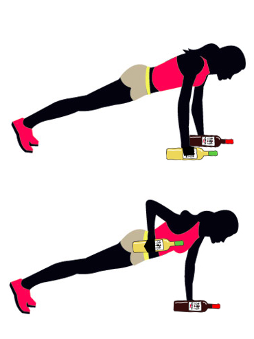 The Middle Sister Wine Workout! | Middle Sister Wines