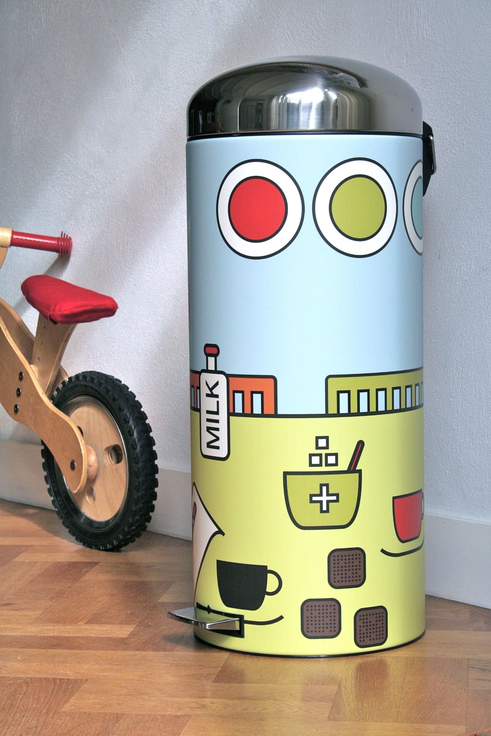 Winning Design Brabantia Design your own bin competition \