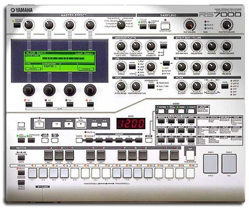 The RS7000 is a major groove production workstation! It's