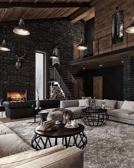 19++ Decoracion interiores estilo industrial inspirations