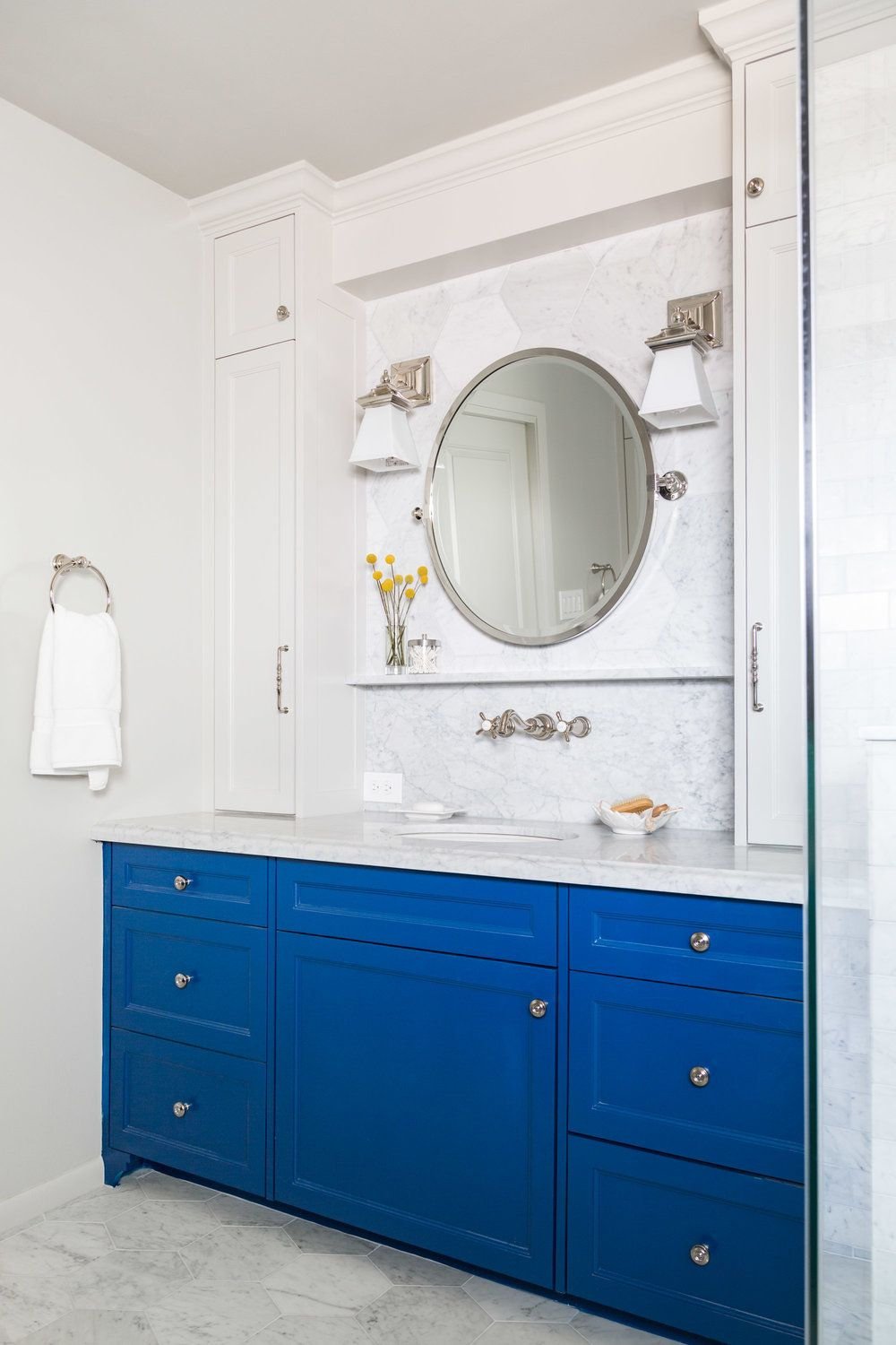 Before And After A Boutique Hotel Inspired Master Bath Remodel Master Bath Remodel Bath Remodel Master Bathroom Vanity