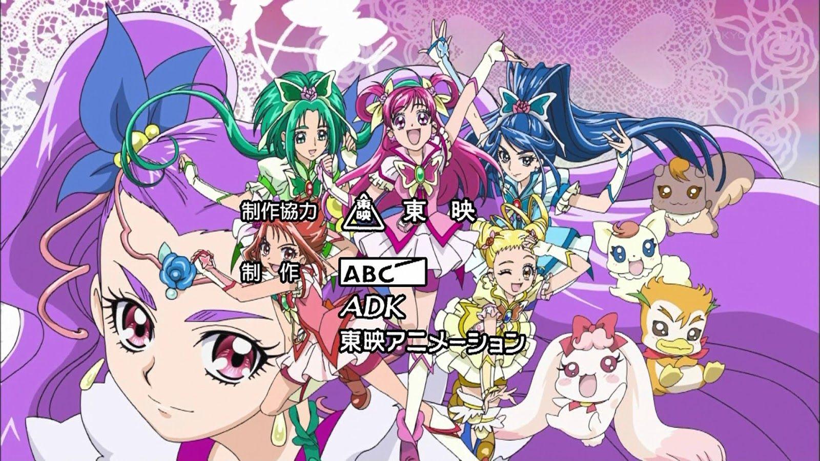 hibiki motto ne on twitter in 2021 pretty cure anime sailor moon crystal